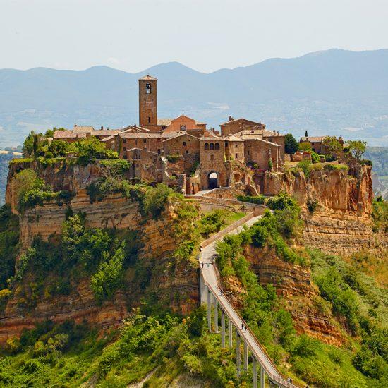 Tuscia Le terre degli Etruschi e dei Farnese