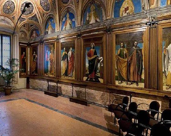 Monet a Milano Il Bergognone a S. Maria della Passione  Una autentica pinacoteca nel cuore di Milano  un'emozione rinascimentale