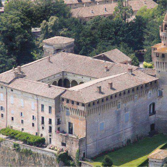 Mercatini Castell'Arquato  e castello di Gazzola